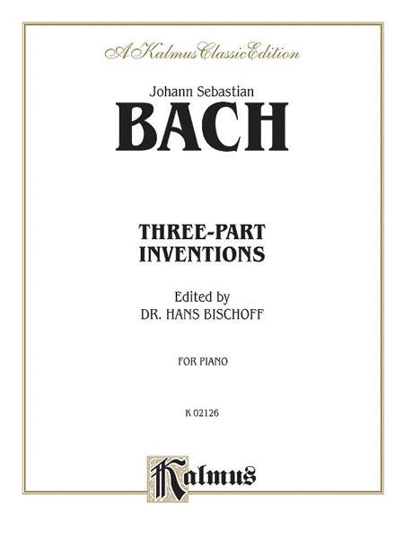 Three-Part Inventions