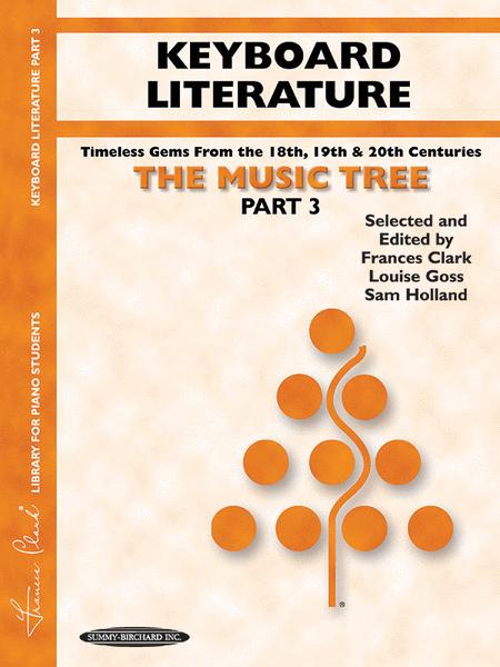 The Music Tree - Part 3 (Keyboard Literature)