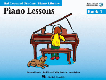 Piano Lessons - Book 1