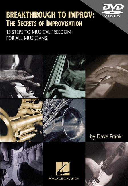 Breakthrough to Improv: The Secrets of Improvisation - DVD
