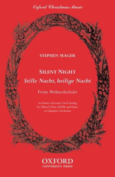 Silent night (Stille Nacht, heilige Nacht)