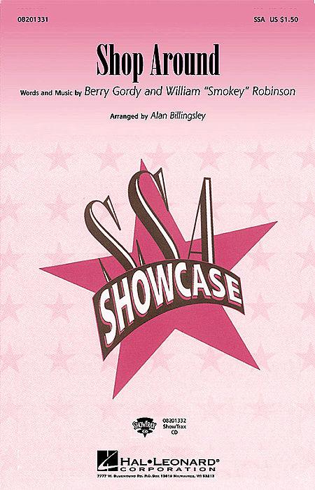 Shop Around - ShowTrax CD