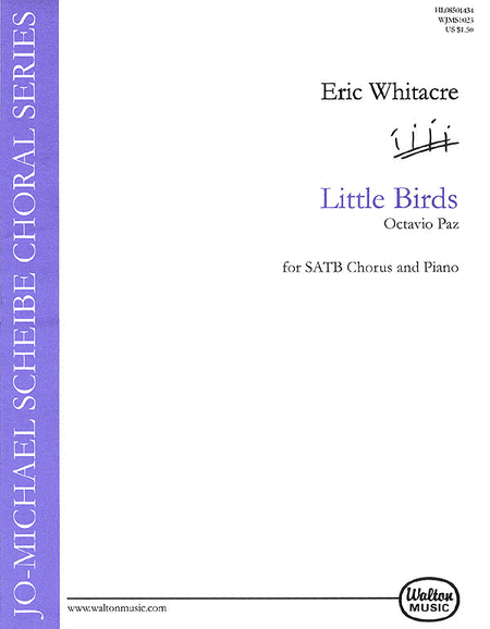 Little Birds (Vocal Score)