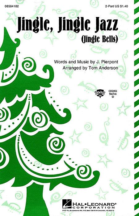 Jingle Jingle Jazz - ShowTrax CD