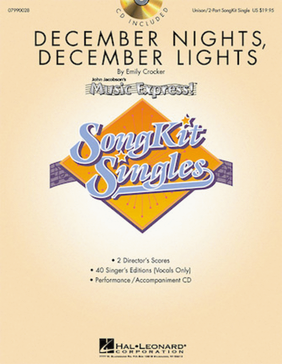 December Nights, December Lights (SongKit Single)