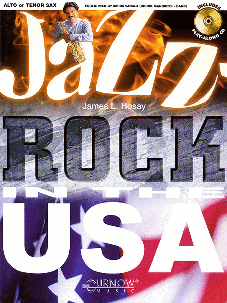 Jazz Rock In The USA - Alto Sax/Tenor Saxophone