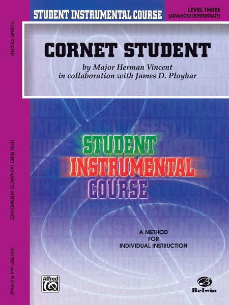 Student Instrumental Course Cornet Student