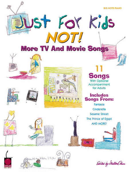 Just For Kids - Not! - Easy Piano Duets
