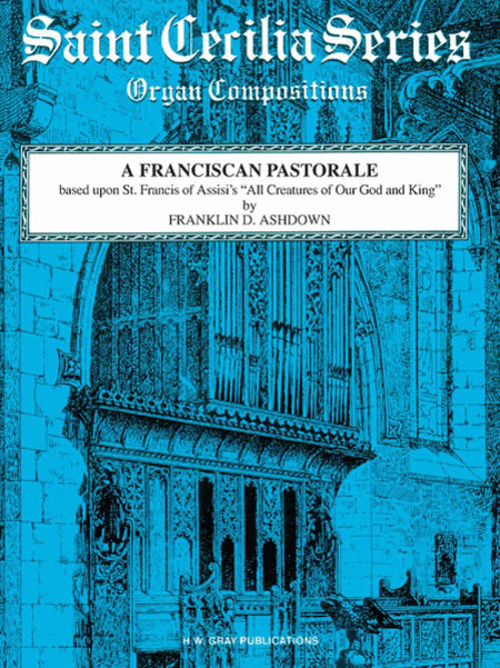 A Franciscan Pastorale