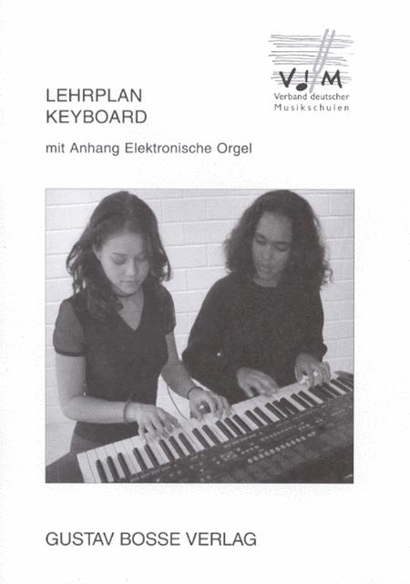 Lehrplan Keyboard