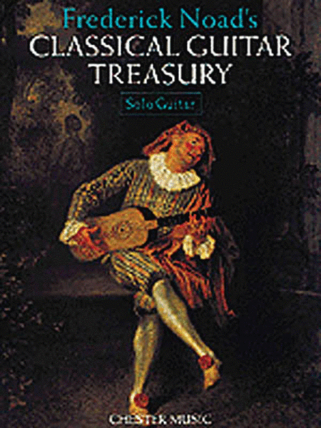 Classical Guitar Treasury - Solo Guitar