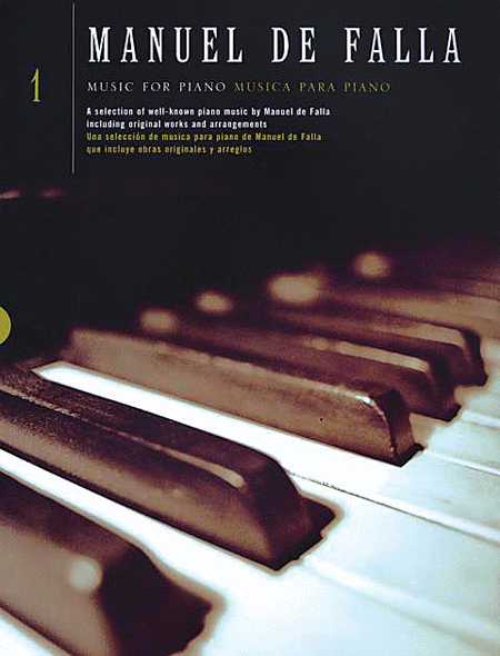 Music for Piano - Volume 1
