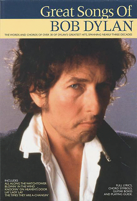 Great Songs of Bob Dylan