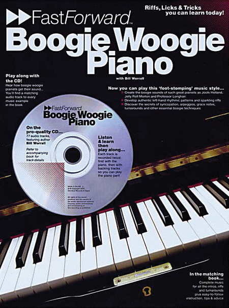 Boogie Woogie Piano - Fast Forward Series