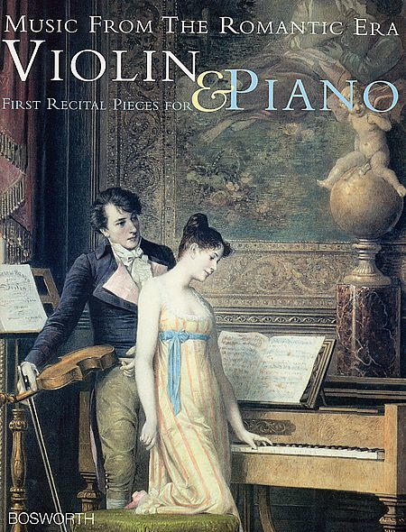 Music from Romantic Era - Violin & Piano Grades 1-3