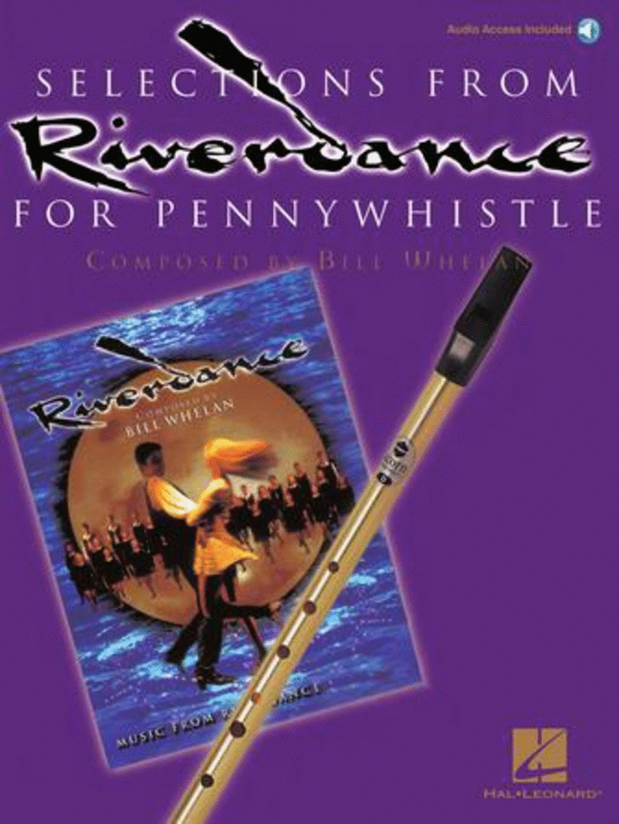 Selections From Riverdance For Pennywhistle
