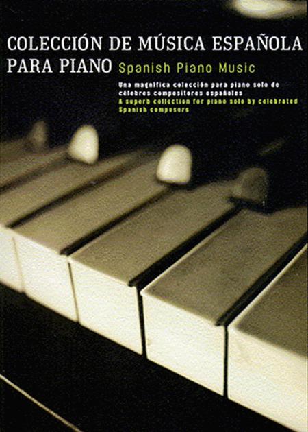 Spanish Piano Music - Volume 1