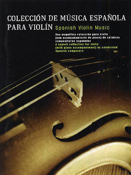 Spanish Violin Music