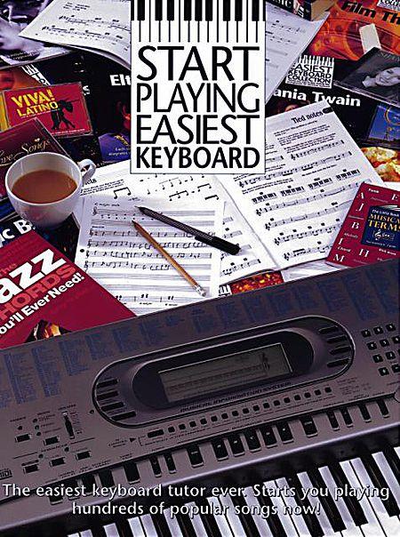 Start Playing Easiest Keyboard