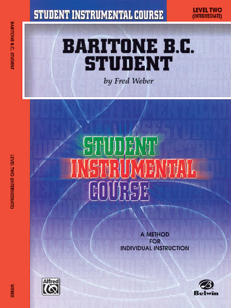 Student Instrumental Course Baritone (B.C.) Student