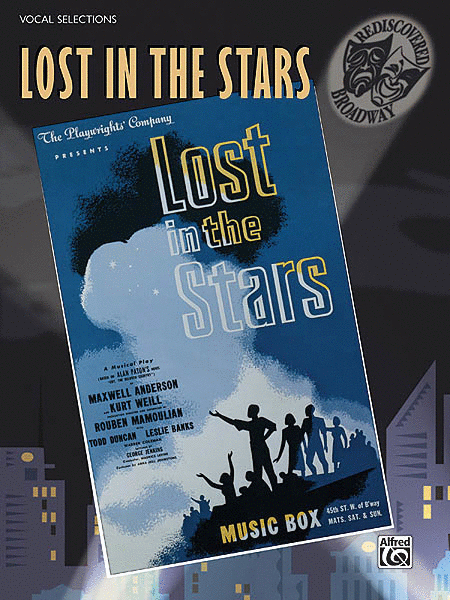 Lost In The Stars: Vocal Selections