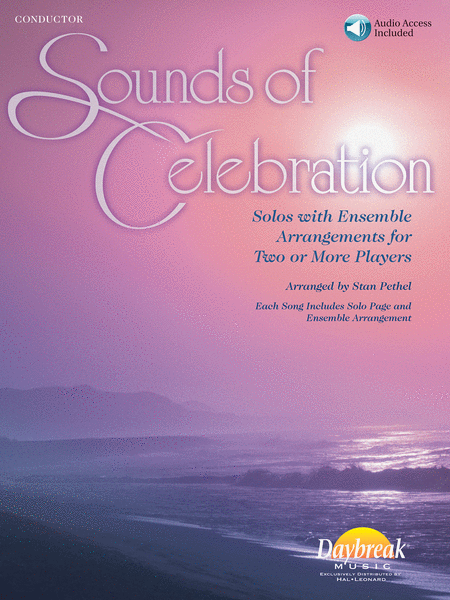 Sounds of Celebration - Conductor's Score/Accompaniment CD