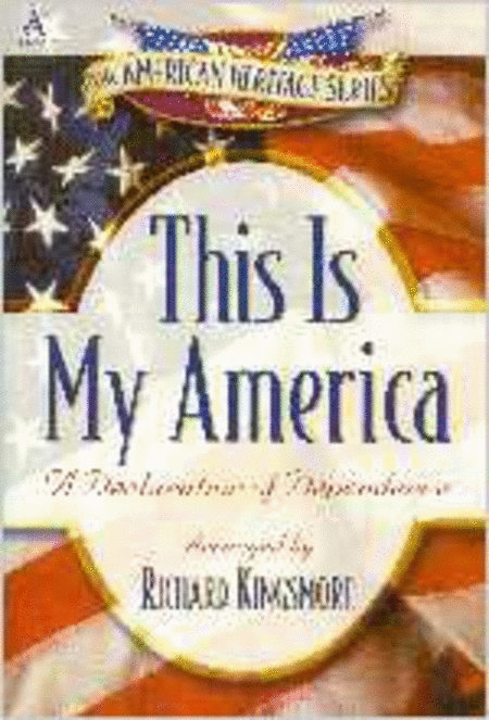 This Is My America (Book)