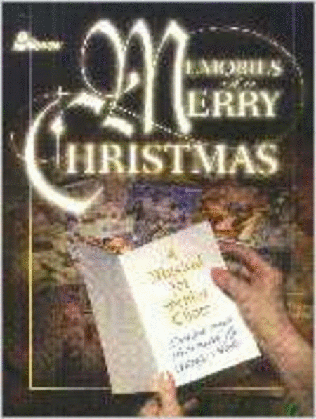 Memories of A Merry Christmas (Book)
