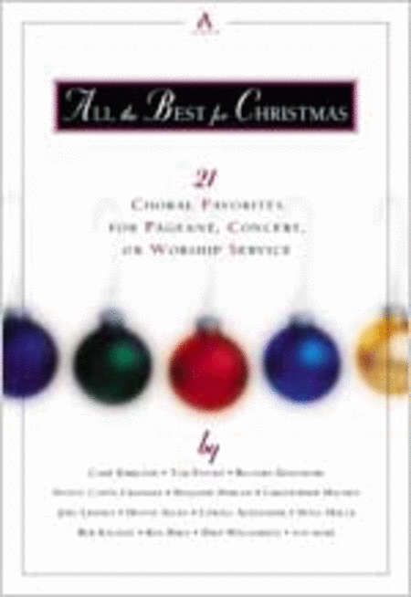 All the Best for Christmas (Book)