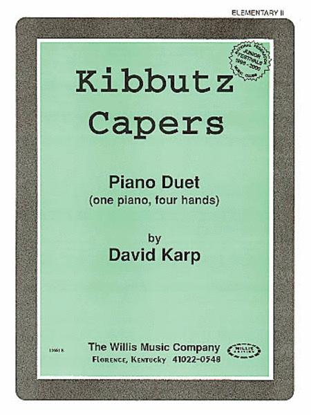 Kibbutz Capers