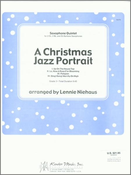 A Christmas Jazz Portrait