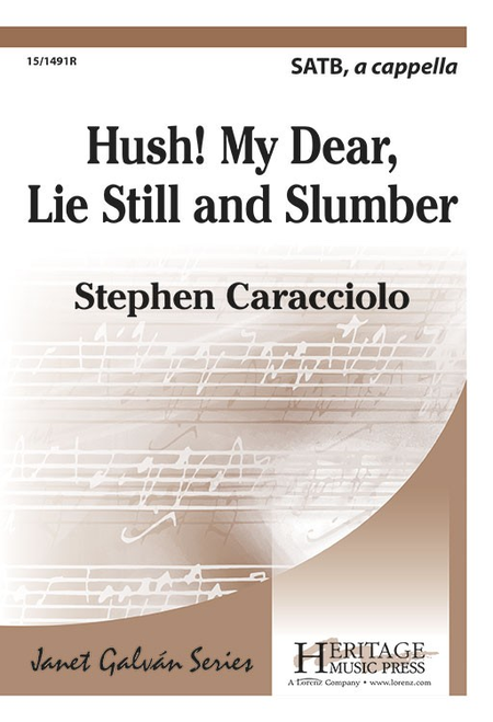 Hush! My Dear, Lie Still and Slumber