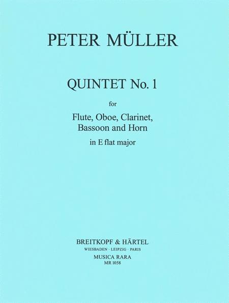 Quintett in Es Nr. 1