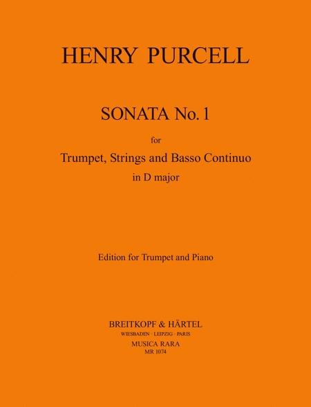 Sonata in D Nr. 1