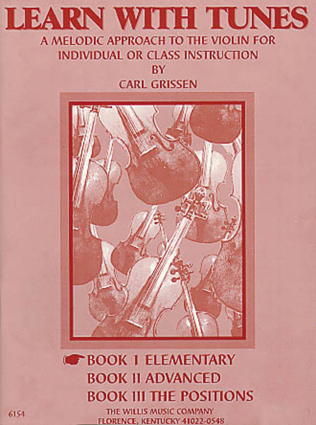Learn With Tunes Book 1