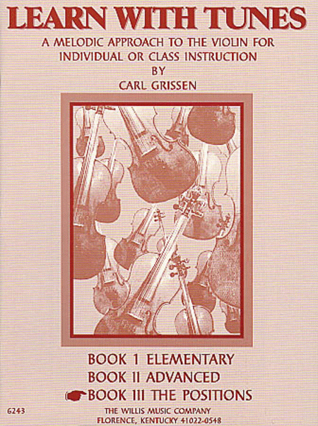 Learn With Tunes Book 3