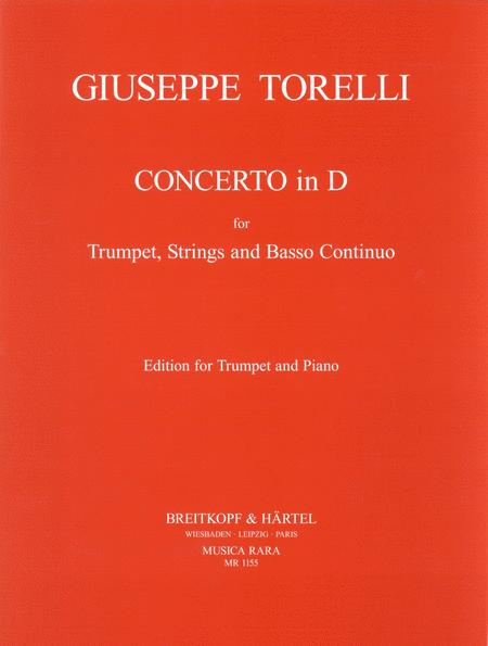 Concerto in D Etienne Roger