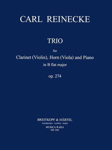 Trio in B-dur op. 274