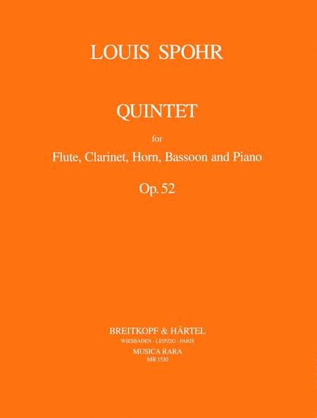 Quintett op. 52