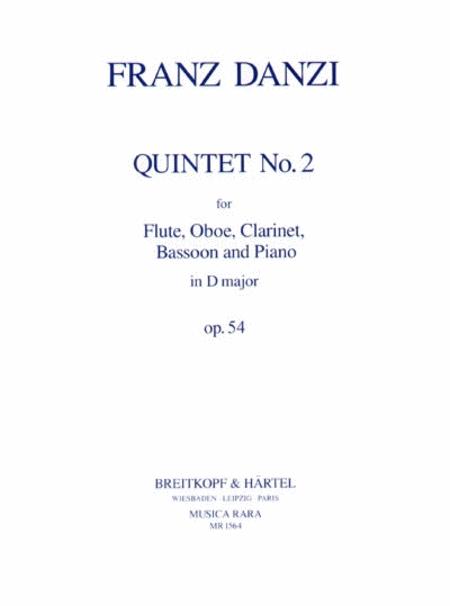 Quintett in D op. 54 Nr. 2