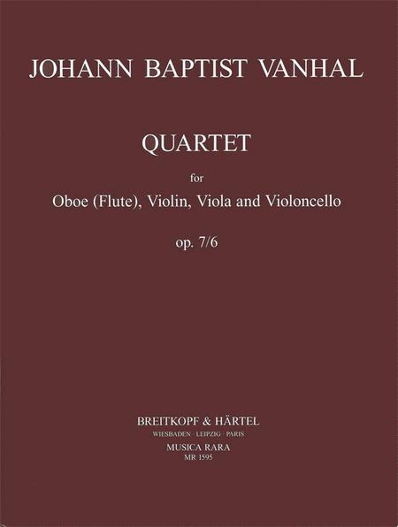 Quartett op. 7/6