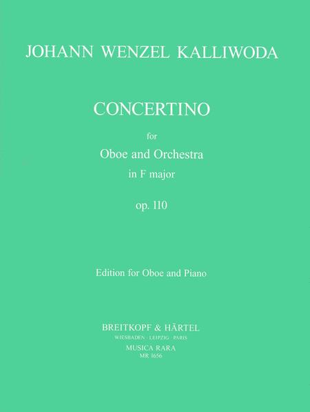 Concertino op. 110