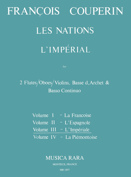 Les Nations III 'L'Imperial'