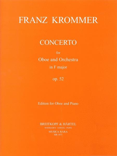 Concerto in F op. 52