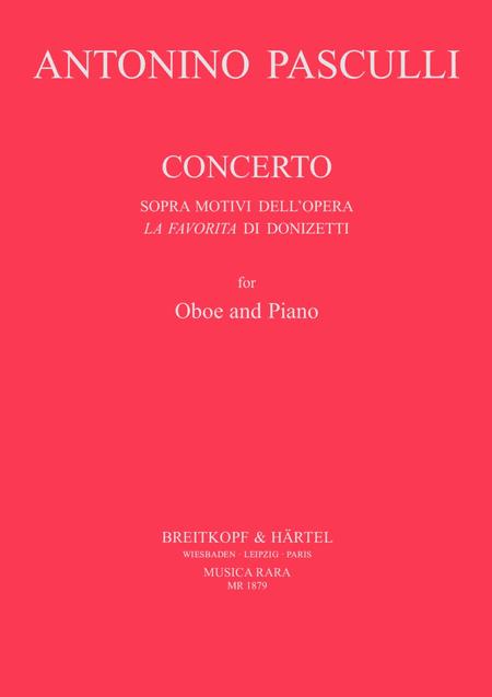 La Favorita di Donizetti
