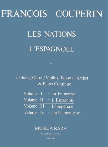 Les Nations II 'L'Espagnole'
