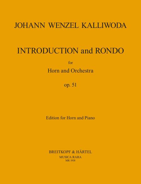 Introduktion und Rondo op. 51