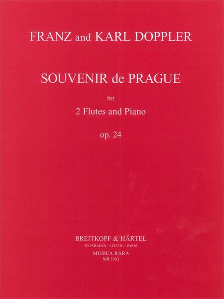 Souvenir de Prague op. 24