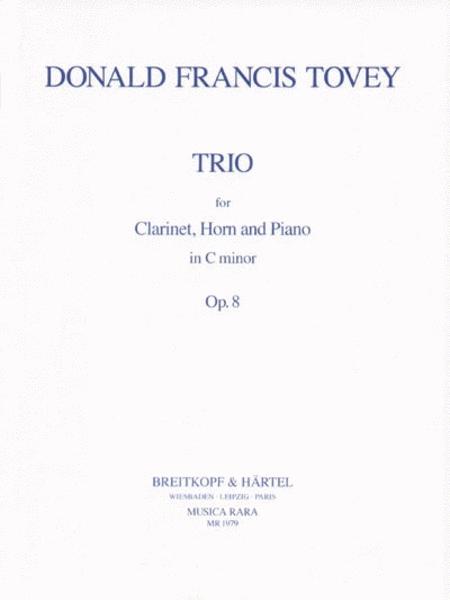 Trio op. 8
