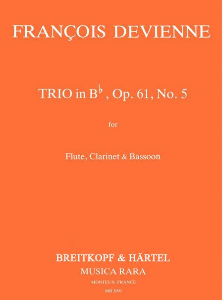 Trio in B op. 61 Nr. 5
